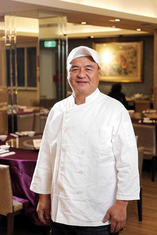 蘇杭主廚林國隆除了延續經典江浙菜,也積極開發新派上海菜。(圖/于魯光)