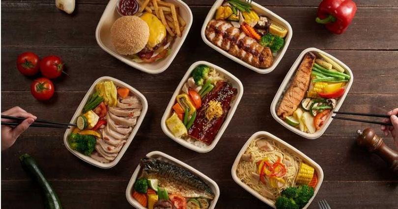 不管中午還是晚餐時段,都可輕鬆大啖星級飯店主廚每日新鮮現做的美味餐點。(圖/MADISON TAIPEI HOTEL慕軒飯店)