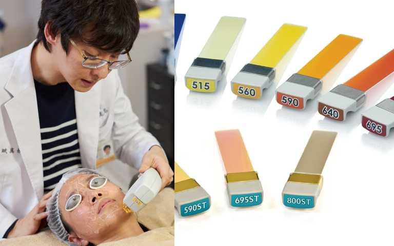 BBL®(「Forever Young BBL」)的SkinTyte II動態光波是運用近紅外光源,藉著連續擊發溫和加熱肌膚深層,誘發身體自然的修復癒合機制,讓肌膚裡面新的膠原蛋白長出來,完全沒有傷口,就可以明顯感受到肌膚變得緊實和細緻。(圖/品牌提供)