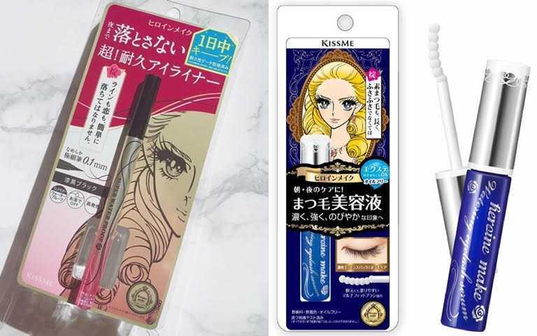 送的睫毛精華保養液售價就要390元!這也太佛心>///<。(圖/IG@heroinemake、IG@minyan_0622)
