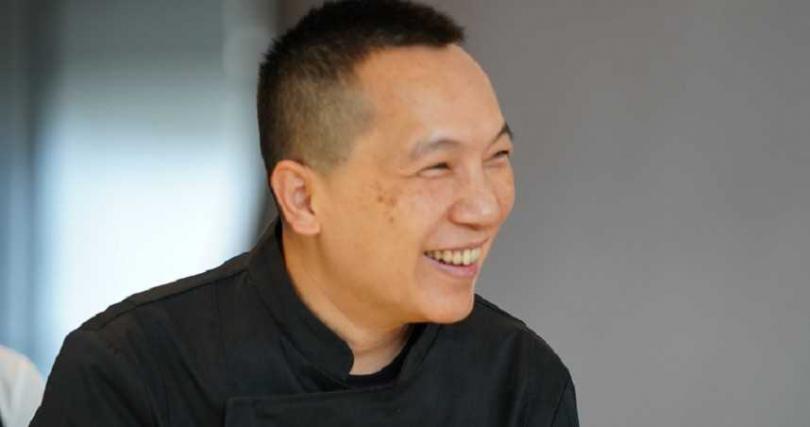主廚Andy愛用在地食材,強調新鮮與原味。
