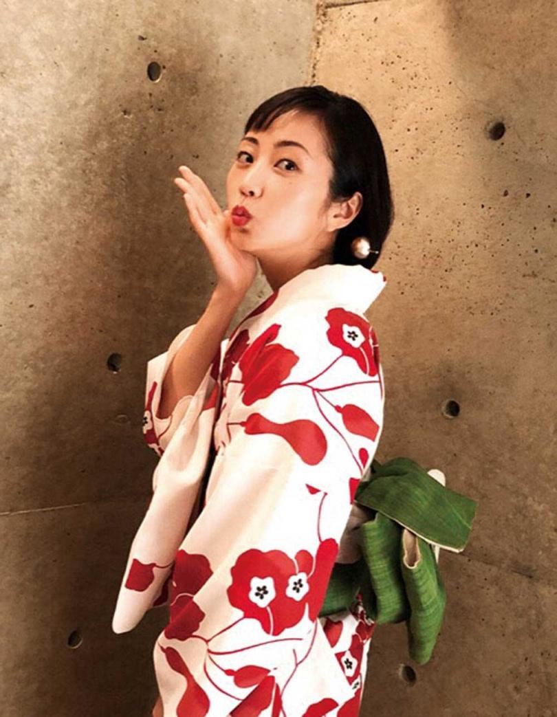 木南晴夏今年年中誕下女兒,她懷孕期間,老公玉木宏擔起家事責任。(圖/KKTV提供)