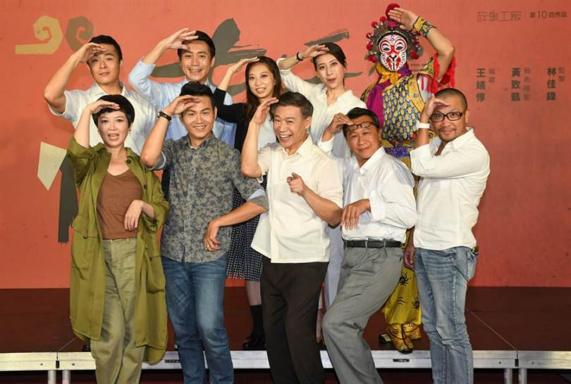 《七十三變》集結大咖演員,將以親情故事感動觀眾。(圖/故事工廠)