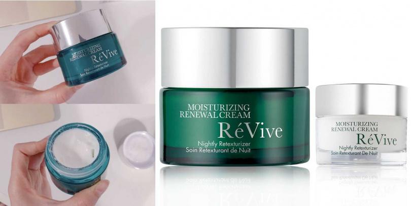 ReVive光采再生活膚組/6,200元  內含光采再生活膚霜 50ml+光采再生活膚霜 15ml。(圖/翻攝小紅書、品牌提供)