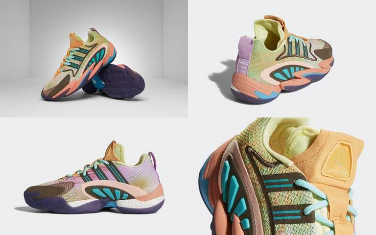 adidas CRAZY BYW 2.0 PHARRELL WILLIAMS建議售價NT4,990(圖/adidas)