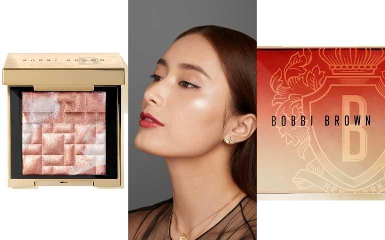 Bobbi Brown限量迷你金緻美肌粉/950元(圖/品牌提供)
