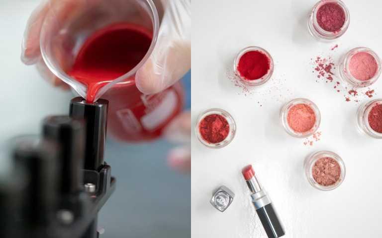 定色層中添加鎖色配方,且採天然薄膜形成劑,持色效果達 8 小時。(圖/品牌提供)