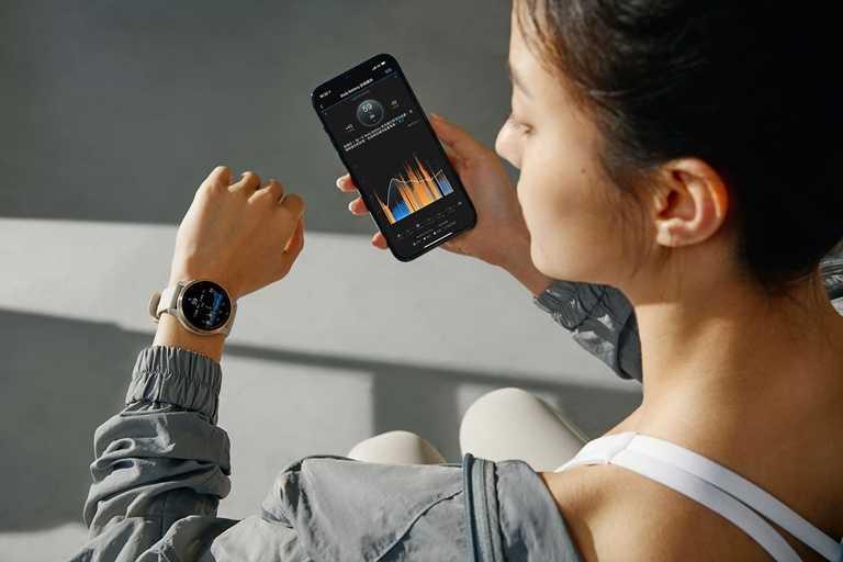 透過科學化監測,追求健康有憑有據,無論是練肌肉或練出更好的睡眠習慣。