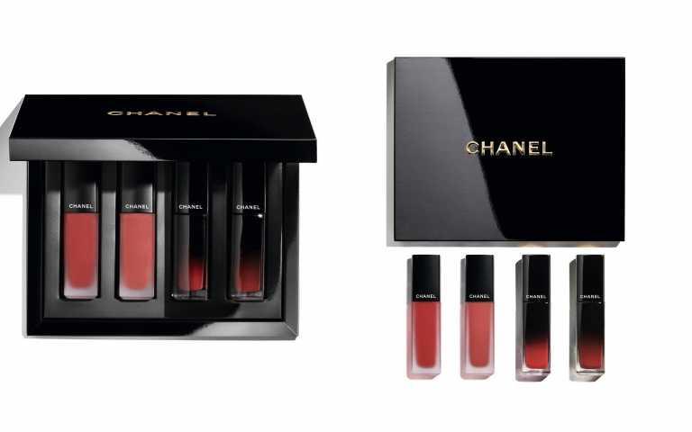 CHANEL超炫耀唇彩釉光盒(限量)/5,400元(圖/品牌提供)