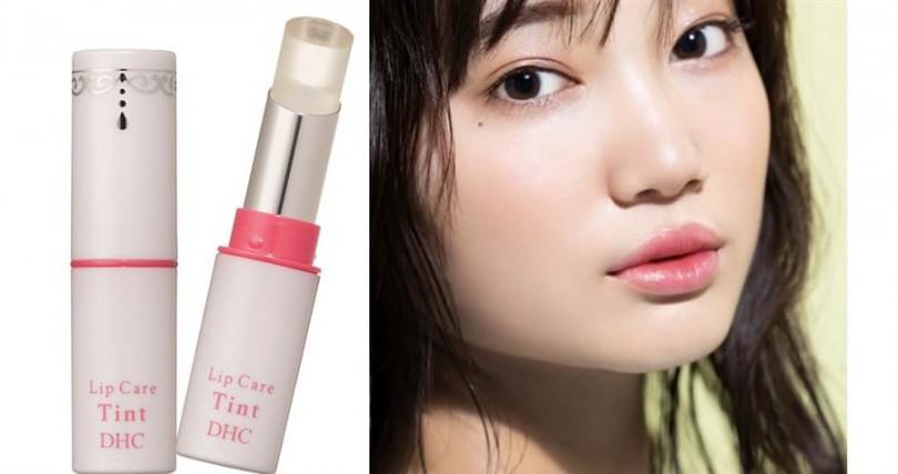 DHC魔幻變色潤唇膏 2.1g/520元  因為使用了能滲透至角質層的顯色配方,所以有著像是染唇般的上色效果,打破潤唇膏=不持久的刻板印象。(圖/品牌提供、翻攝網路)
