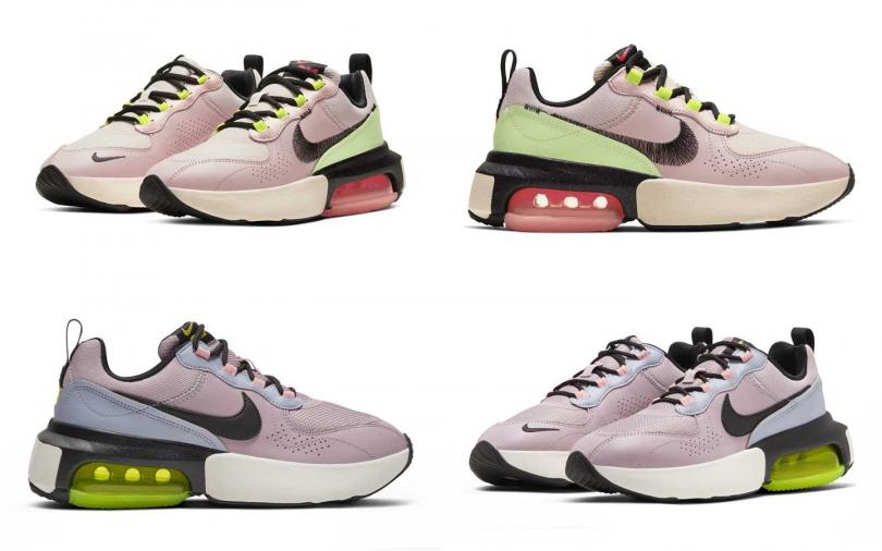 Nike Air Max Verona鞋款現已販售,並將於3月5日發佈更多配色。(圖/Nike)