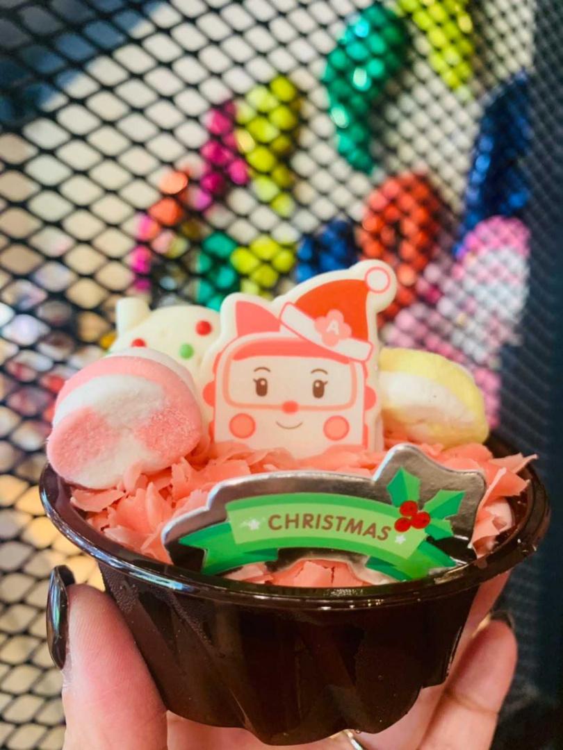 草莓口味的「粉紅安寶」,是小朋友的最愛!