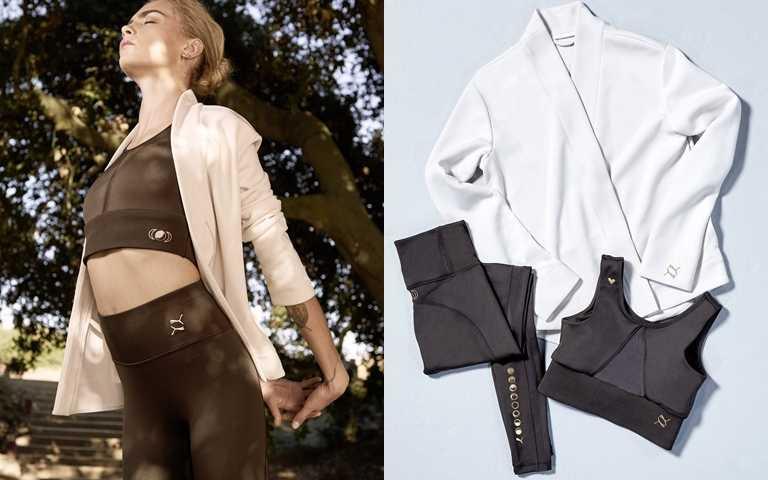 全系列PUMA EXHALE高端瑜珈服飾新品即將於2月20日限量抵台發售。(圖/PUMA)