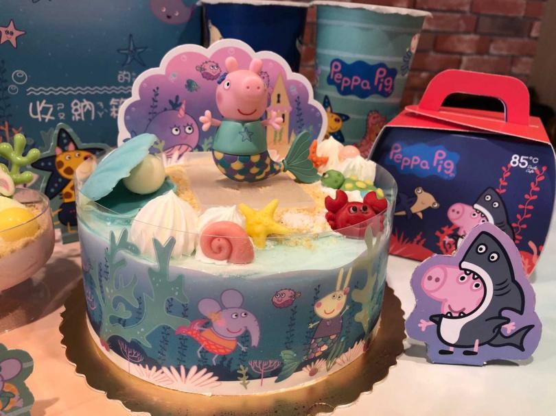 蛋糕不僅好吃也好玩,拿來當兒童節禮物最棒了!