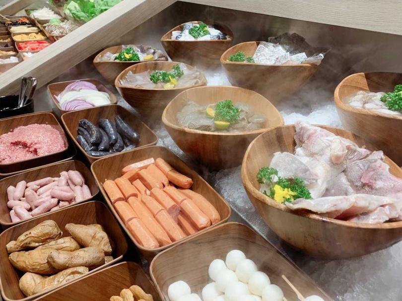 業者也提供各式各樣的海鮮,就是要豐富你的味蕾。