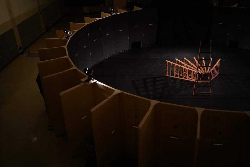 圖片來源:月灯りの移動劇場