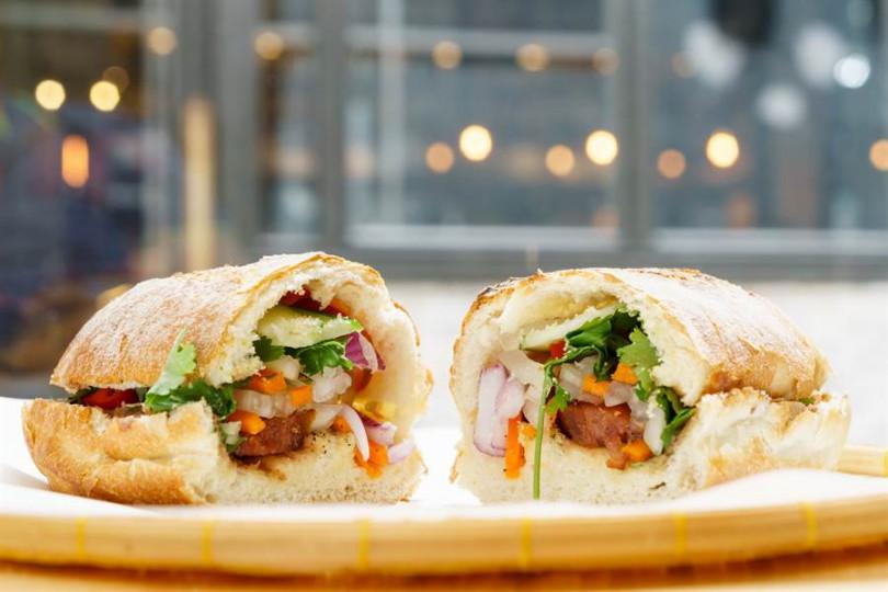 越南法式麵包,依據店家擁有些微不同配方,適合喜愛嘗鮮的旅客