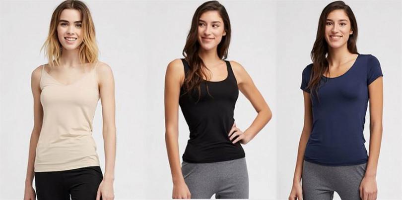 「發懶度假模式」推薦適合在家穿的3款舒適上衣。