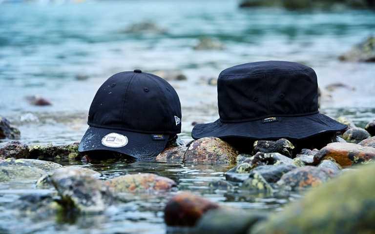 為春夏OUTDOOR特地打造,多種帽型讓時尚搭配更豐富有型。(圖/New Era)