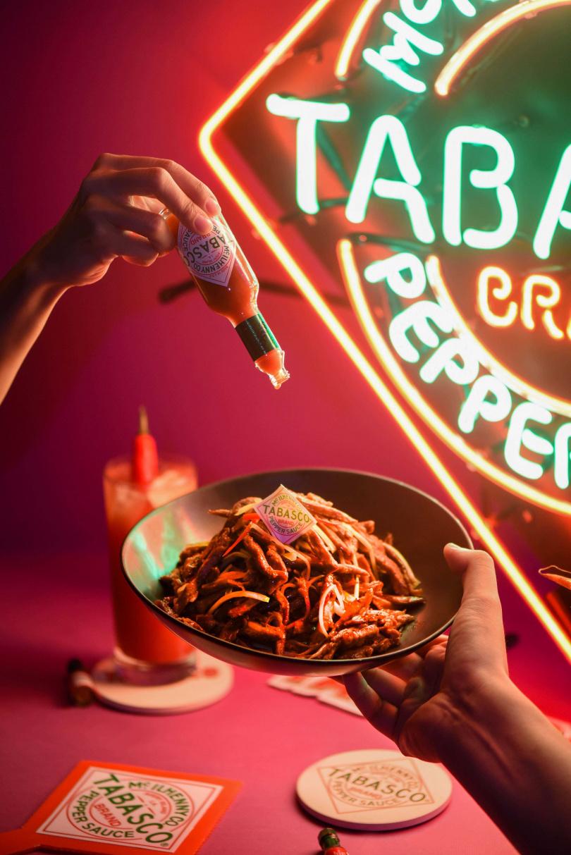 傳奇辣椒汁品牌TABASCO®,用於料理提味最適合不過!