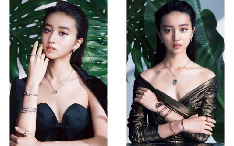 寶格麗品牌大使Kōki,日前於個人Instagram上分享一系列與日本雜誌合作拍攝的作品,優雅率性兼具的造型,搭配上精巧珠寶,閃耀襯托出Kōki年輕氣質。(圖/IG)
