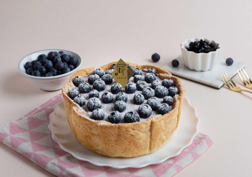 每月不可少的PABLO新品限定口味曝光,就是超美味的「藍莓起司塔」!