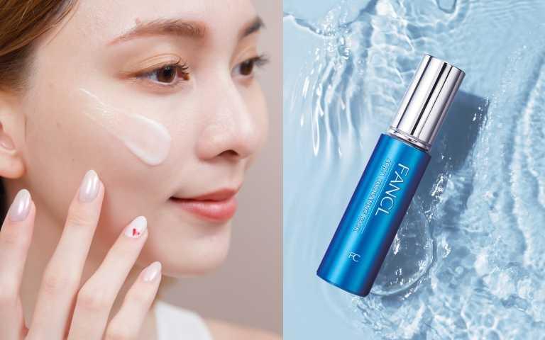 FANCL 推出全新「保濕修護嫩膚凝膜」 30g /1,300元(圖/品牌提供)