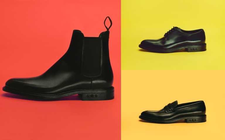 LV Vendome Flex 德比鞋/49,700元、Vendome Flex 樂福鞋/49,700元、Vendome Flex 雀爾西靴/59,000元(圖/品牌提供)
