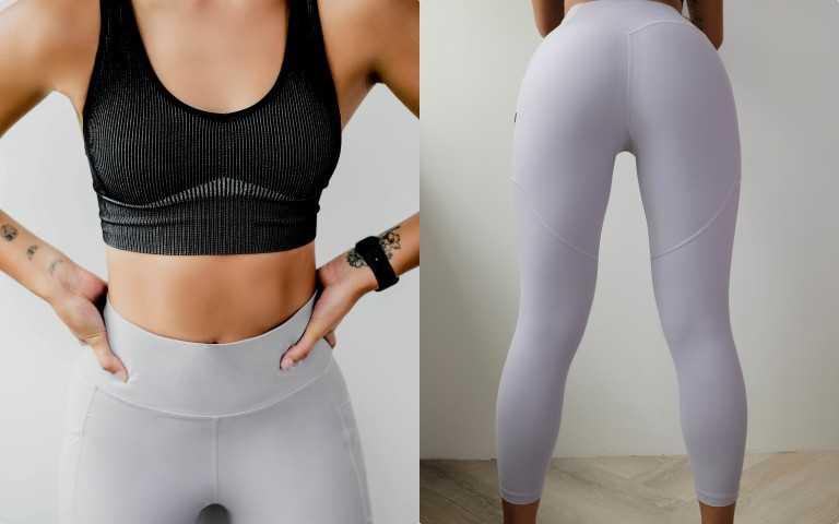 編輯推薦:許多有微微小腹的女生擔心穿起瑜珈褲看起來更胖,AM ME將腰頭加高設計不會出現一般鬆緊帶的勒痕,非常完美的貼合身形,側邊再向上修飾腰間肉,向下修飾臀線,S曲線完全展露無遺,穿瑜珈褲就能展現性感女人的一面。獨家設計的側縫線特殊角度,讓視覺整體集中於臀部曲線,從各種角度看,都有翹臀效果,加上8分褲長度設計,修飾下半身比例,看起來雙腿更加纖細又修長。AM ME No limit運動不設限!360度超渾圓提臀高彈8分瑜珈機能又袋褲新兩色/1,680元。AM ME Be Myself 高強度超包覆 M 型運動內衣/980元。