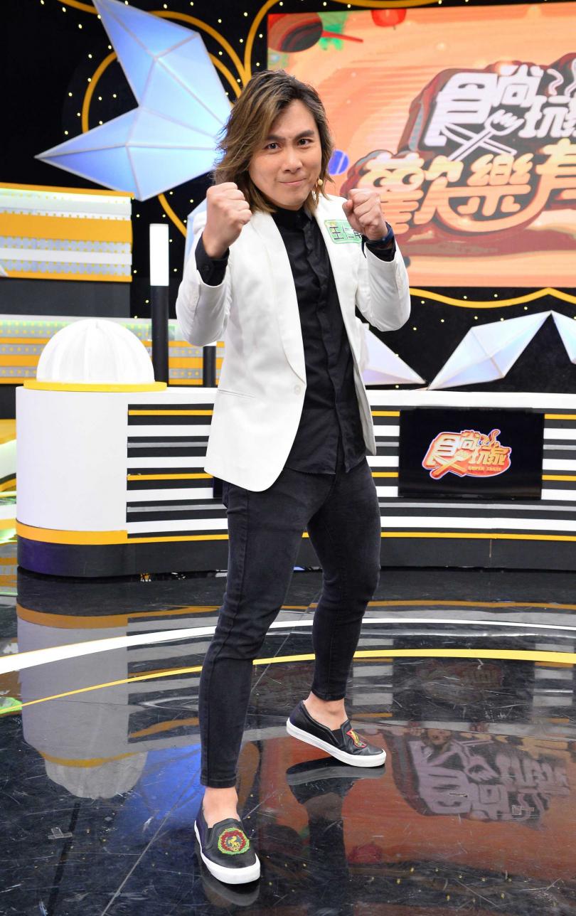 王仁甫靠跑12公里減重。(圖/TVBS提供)