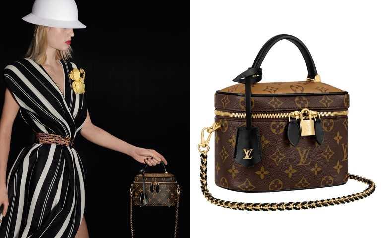 LOUIS VUITTON Vanity形象廣告,Vanity 手袋 /81,500元(圖/品牌提供)