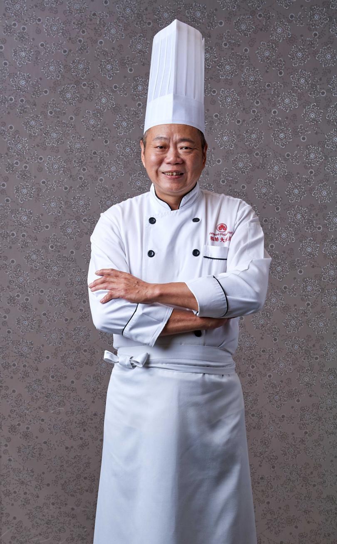 台北福華蓬萊邨台菜餐廳王永宗主廚。