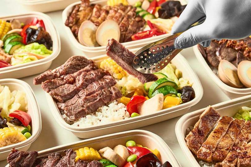以健康取向的自有品牌「Body Fit」。(圖/Just Kitchen提供)