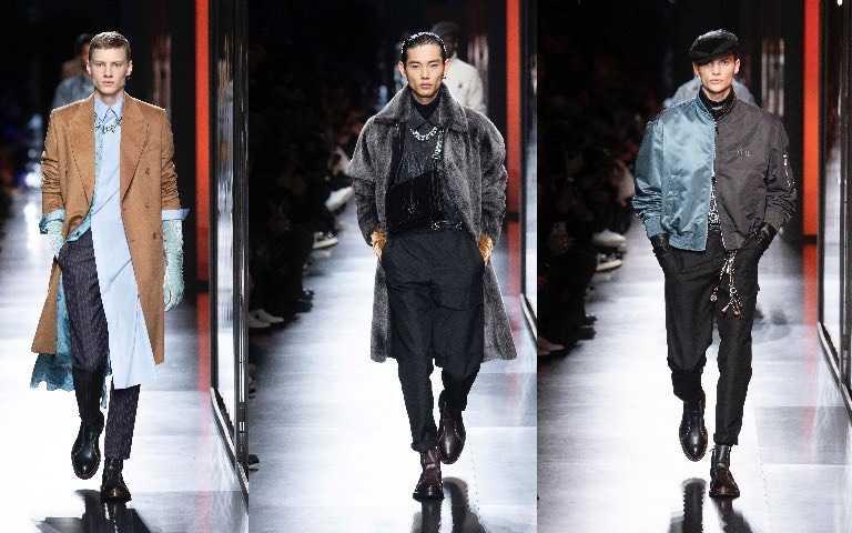 Dior Men 2020秋冬男裝系列(圖/品牌提供)