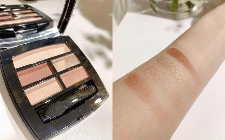 #溫柔色選是很有氣質的粉裸色。(圖/吳雅鈴攝影)