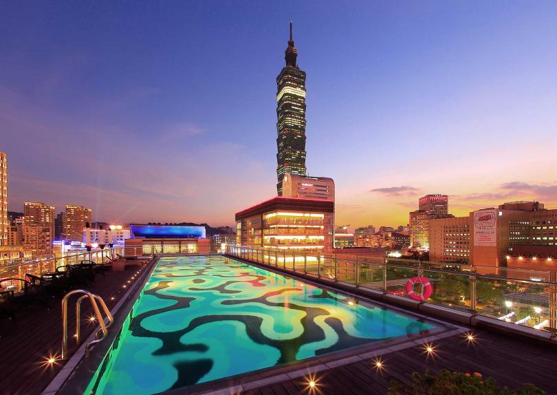 圖片來源:台北寒舍艾麗酒店臉書