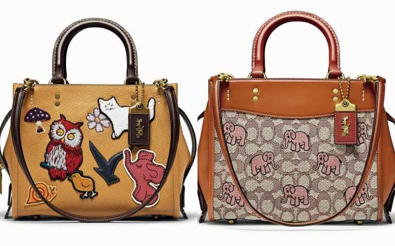 COACH Rogue手袋/14,800~35,800元(圖/品牌提供)