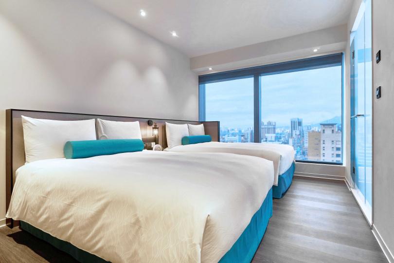 原價15800元的家庭套房使用5被券只要5千元