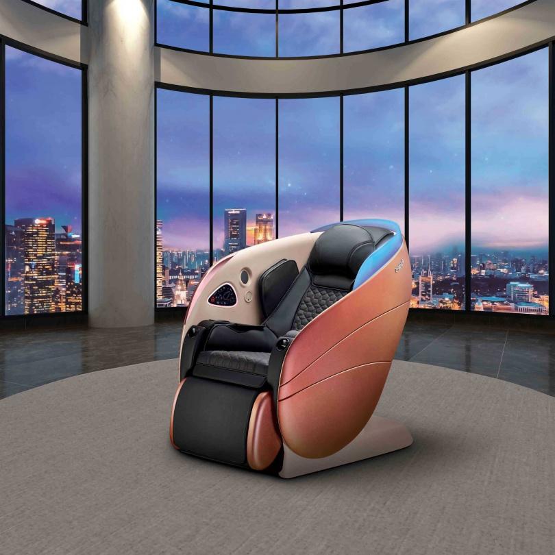 OSIM uDream Pro 5感養身椅特價NT$218,000 / 原價NT$258,000,月付NT$6,600元享30期0利率 (頭期NT$20,000)(圖/品牌提供)