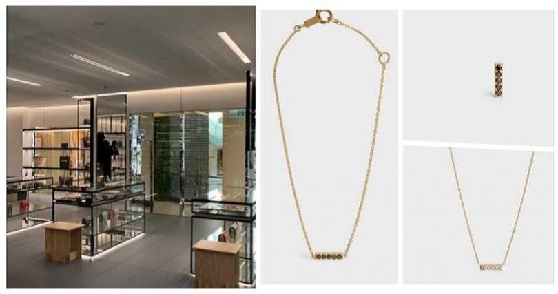 獨家在本店推出高級珠寶系列。(圖/微風廣場、品牌提供)