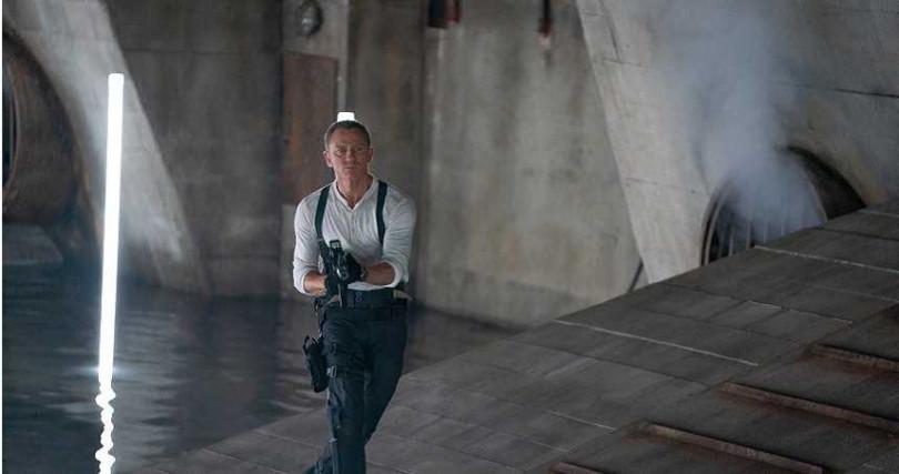 《007:生死交戰》今宣布延檔。(圖/環球影業提供)