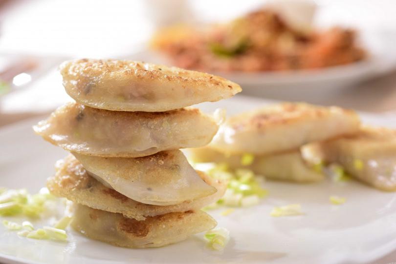 韭黃煎筍粿。(圖/台北神旺大飯店提供)