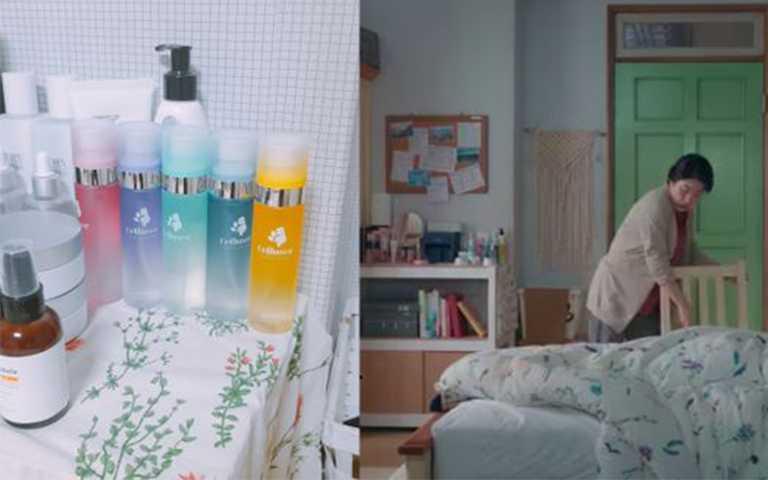 韓國年度銷售破30萬瓶,大勢香氛Celluver正式登台(圖/Celluver提供,TvN截圖)