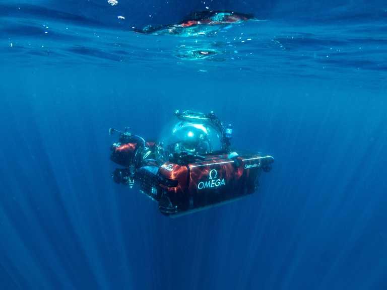 NEKTON團隊特別將研究潛水艇取名為「海馬2號(Seamaster 2)」,向推廣海洋保育的傳奇環球帆船好手彼得‧布雷克(Peter Blake)爵士致敬。