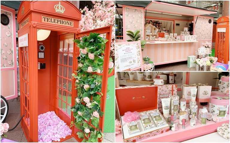 不能出國沒關係,來這間義式粉紅夢幻花店也超好拍!(圖/吳雅鈴攝影)