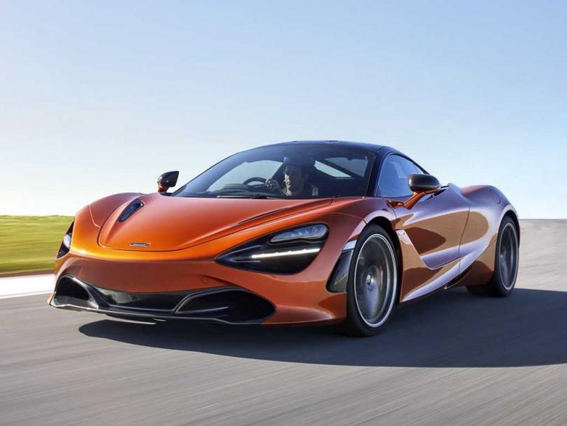 McLaren 720S要價台幣1680萬元。