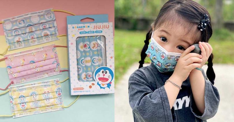 幼幼款:可愛飛翔醫療口罩(黃)、寶貝道具醫療口罩(藍)、甜蜜星光醫療口罩(粉紅)