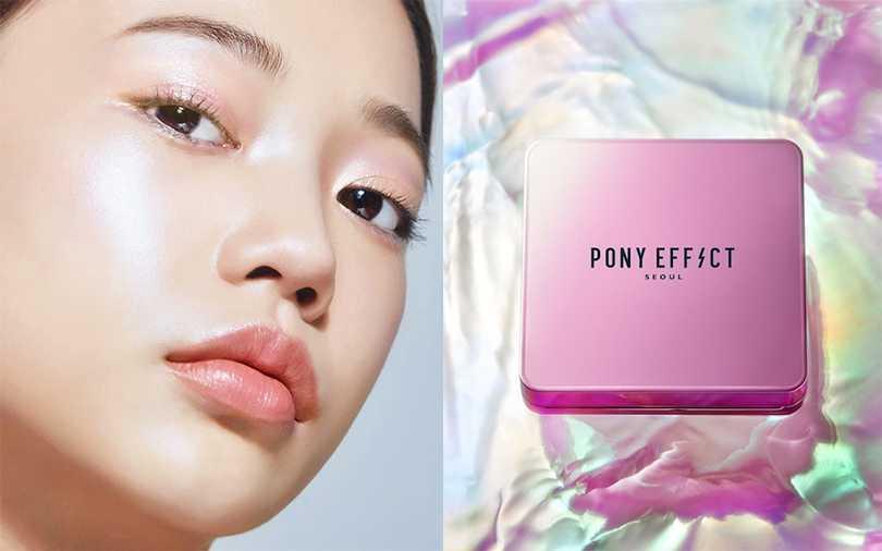 PONY EFFECT極水透光氣墊粉餅SPF50+ PA+++ 15g*2/NT1,200,2020年1月15日正式上市(即日至2/29上市優惠價NT$999)(圖/PONY EFECT提供)