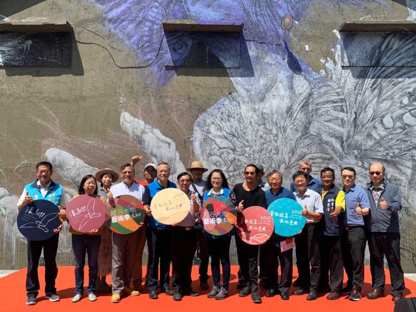 行政院農委會水土保持局台東分局主辦的「萬物糧倉大地慶典」活動,2日揭開序幕。