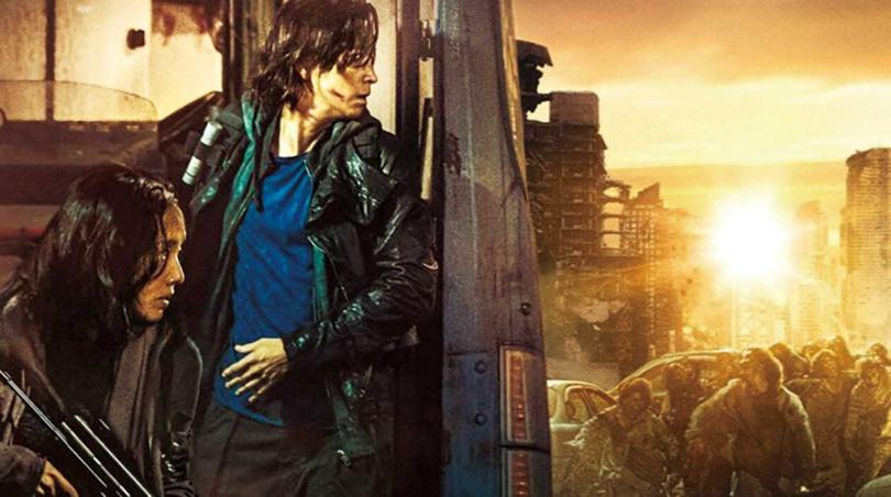 《屍速2》台灣首日票房近新台幣2,400萬元,是今年目前在台上映電影的開票冠軍。(圖/翻攝自網路)